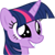 Twilight Sparkle Cute Face plz