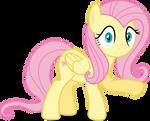 Mlp Fim Fluttershy (...) vector #5
