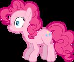 Mlp Fim Pinkie Pie (...) vector #6