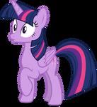 Mlp Fim Twilight Sparkle (wut) vector