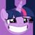 Twilight Sparkle (cute face) plz