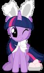 Mlp Fim Twilight Sparkle (happy) vector #5