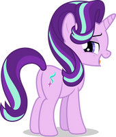 Mlp Fim Starlight Glimmer (yeah great) vector by luckreza8