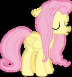 Mlp Fim Fluttershy (sleep) vector