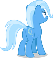 Mlp Fim Trixie (...) vector #3 by luckreza8
