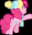 Mlp Fim Pinkie Pie (...) vector #8