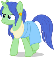 Mlp Fim Nile Faras (...) vector by luckreza8