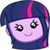 Twilight Sparkle EqG (happy) plz