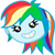 Rainbow Dash EqG (...) plz