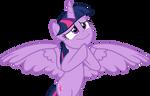Mlp Fim Twilight Sparkle (plz) vector