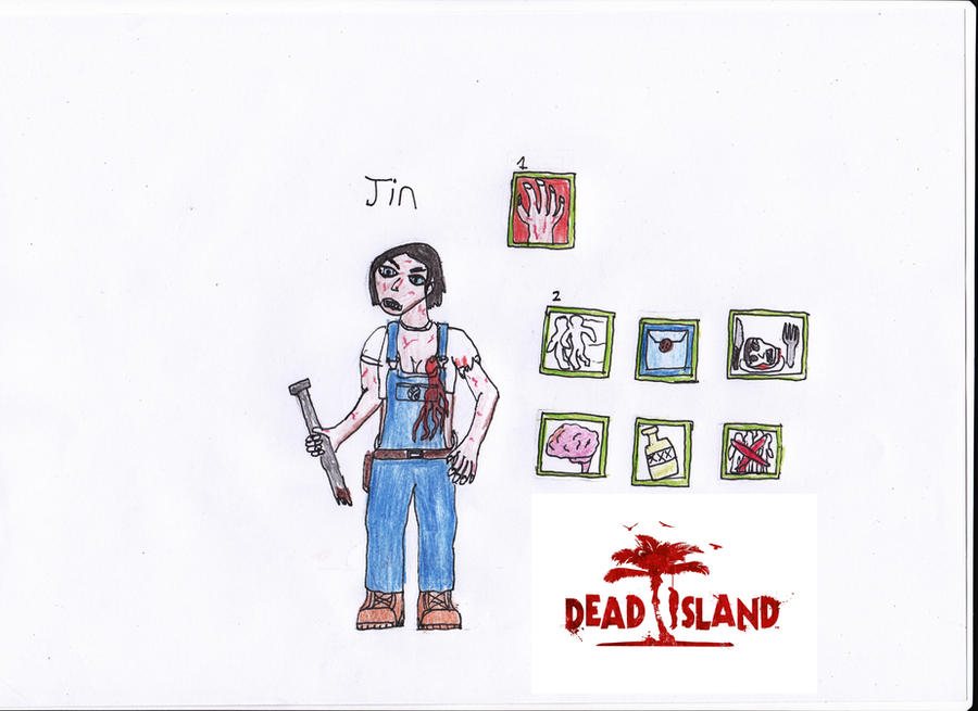 Group Fury Dead Island