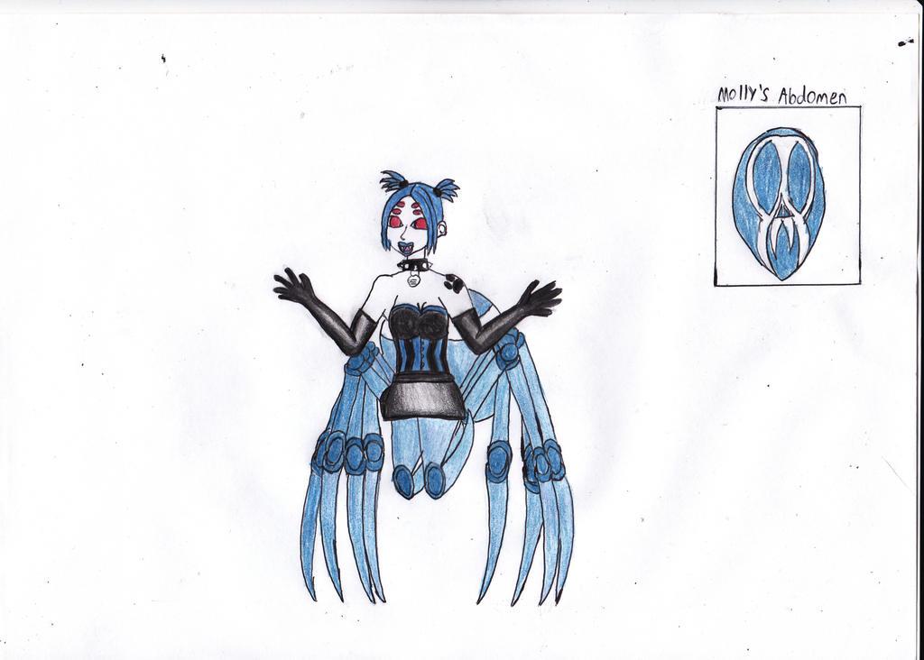Arachna-Molly by Demonizer68