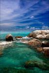 parai beach by horasbah