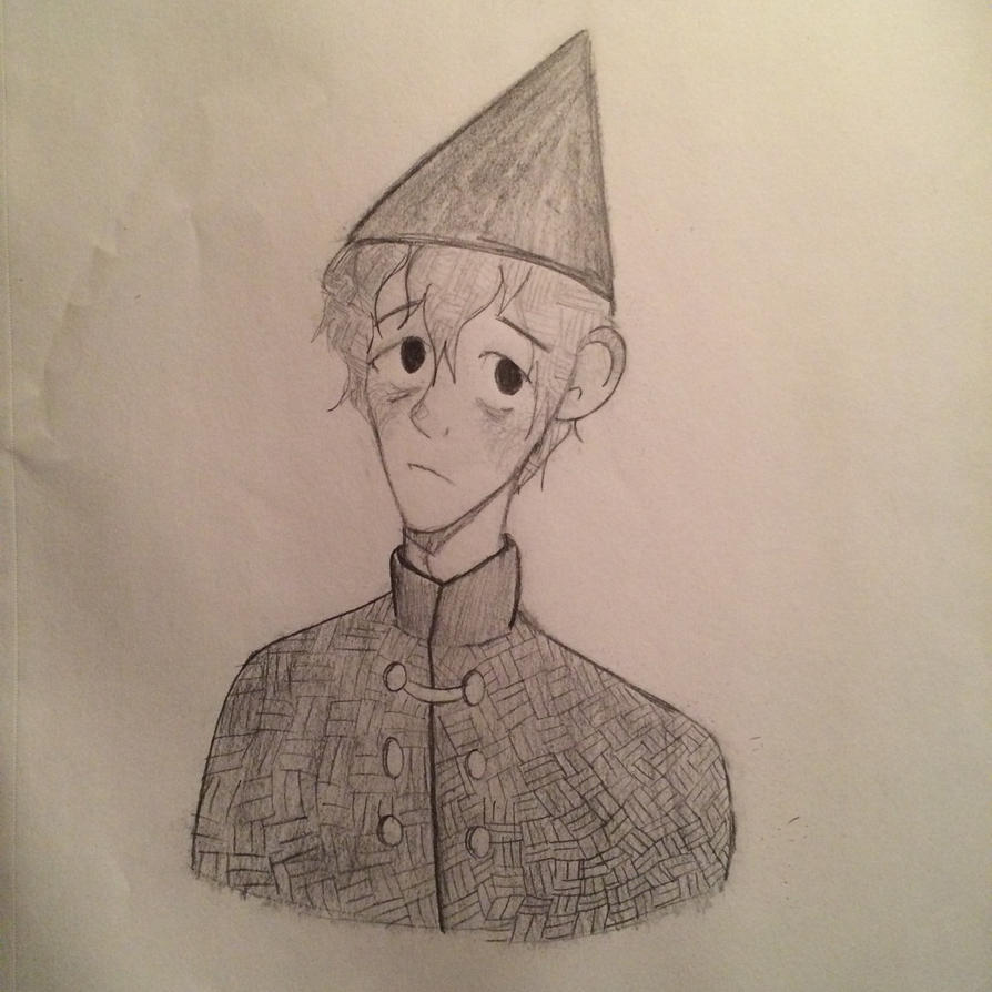 Over The Garden Wall: Wirt by Gloworm96