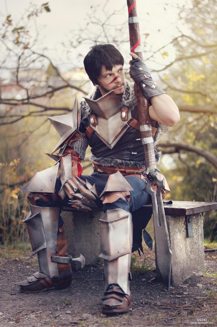 Dragon Age - Garrett Hawke by itsL0KI