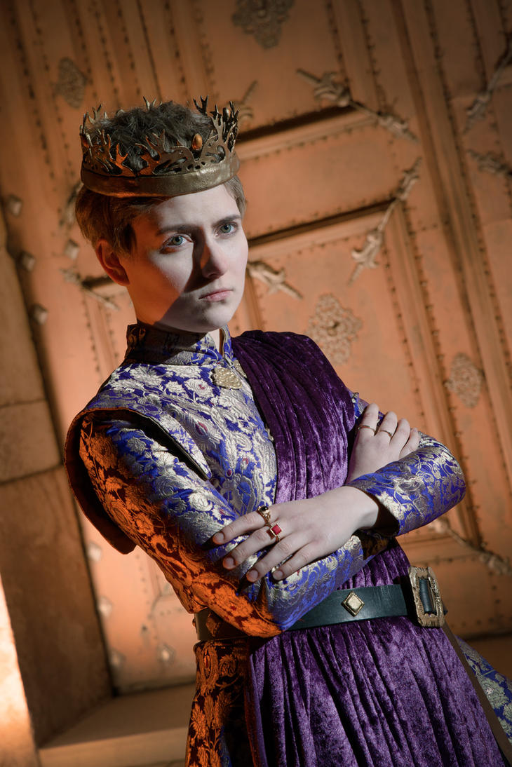 Game of Thrones - Joffrey Baratheon 3 by itsL0KI
