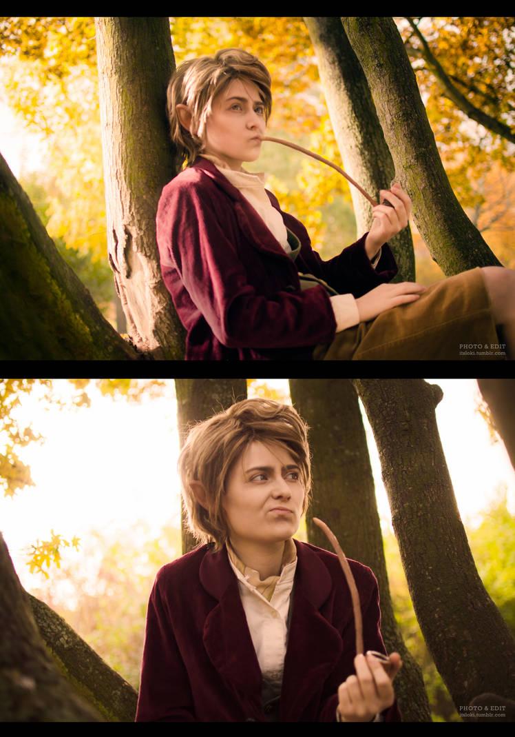 The Hobbit - Bilbo Baggins 2 by itsL0KI