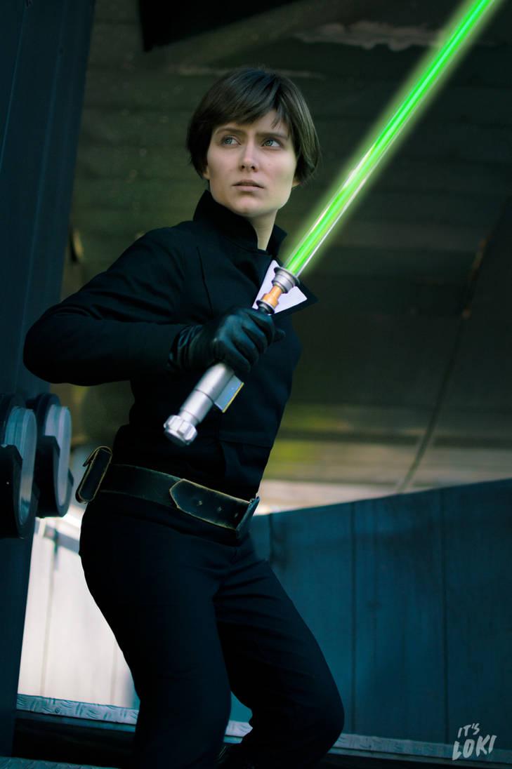 Return of the Jedi - Luke Skywalker by itsL0KI