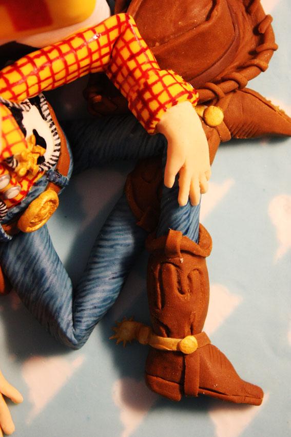 Toy Story Woody Cake By KatesKakes