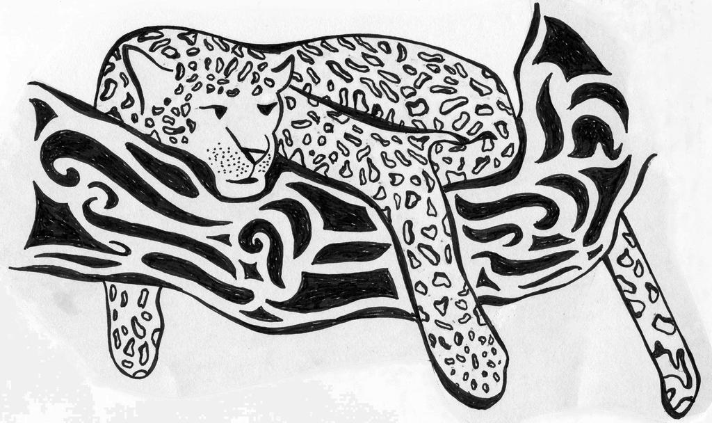 cheetah print tattoo. cheetah print tattoos