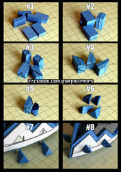 How to make EVA foam spikes! by Noxinabox