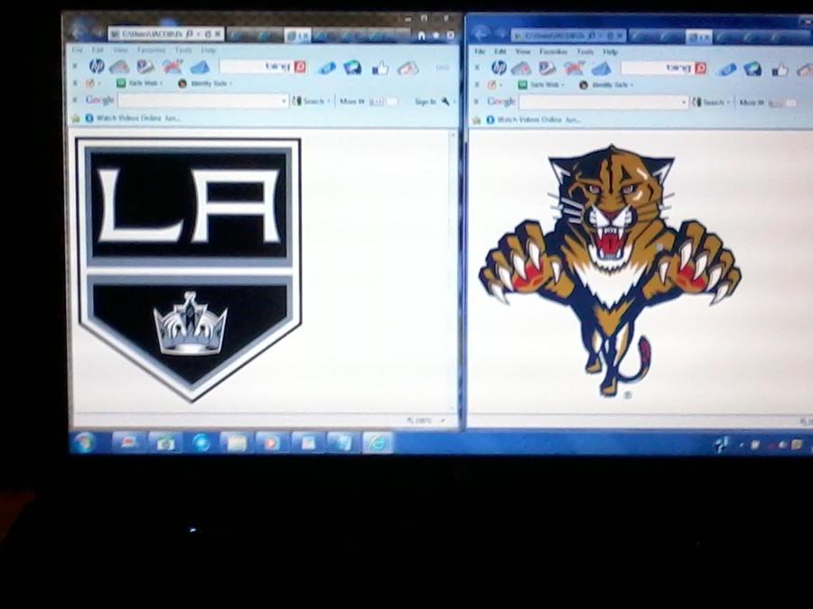 Stanley Cup Finals: LA vs. FLA by Steelersfan92
