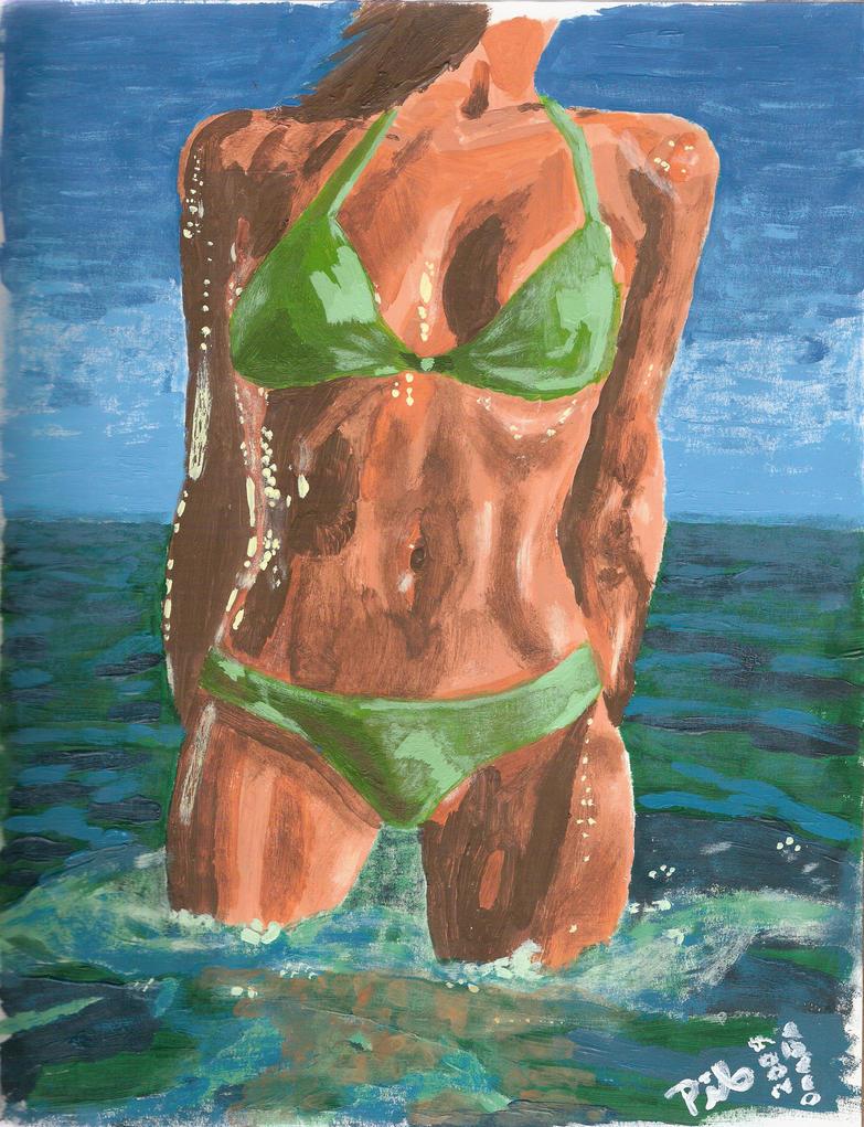 Argentinian Bikini 8