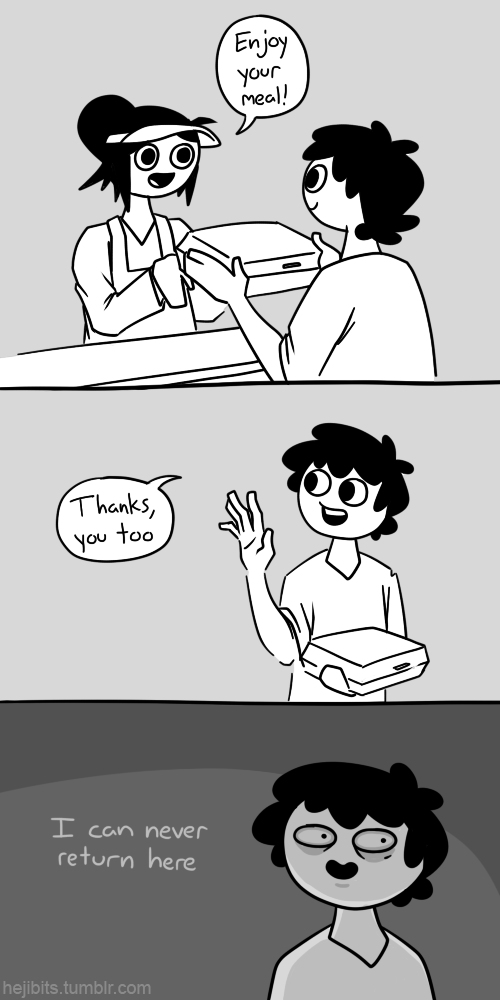 social skills comics 2 by Klecktacular