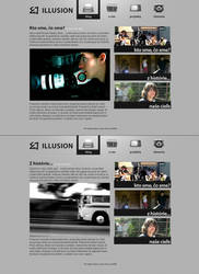 Illusion webdesign