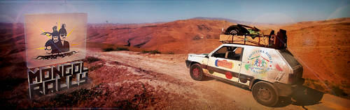 mongol rally header by Silence-sk