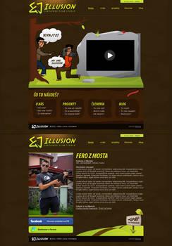 Illusion webpage 2011