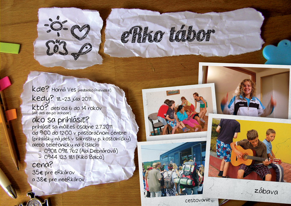 eRko tabor 2011 poster by Silence-sk