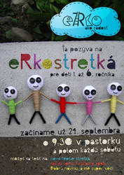 eRko stretka 2011-2012 poster