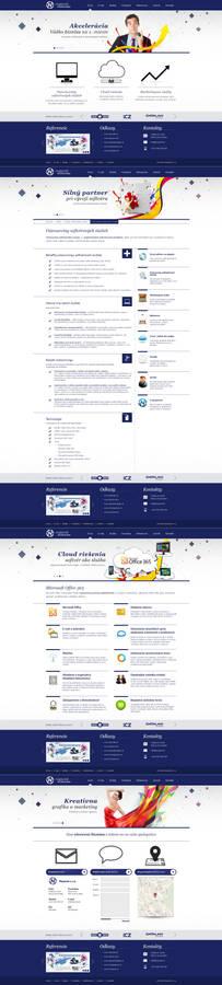 nazaret.sk webdesign