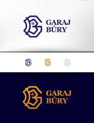Garaj Bury logo