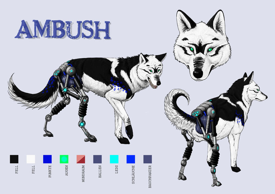 Ambush By Mirror-wolf On DeviantArt