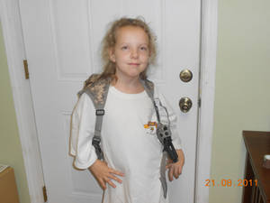 Little Zombie Huntress