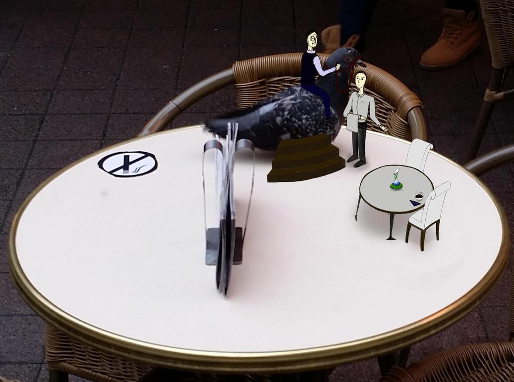 Coffee break by Gali-G