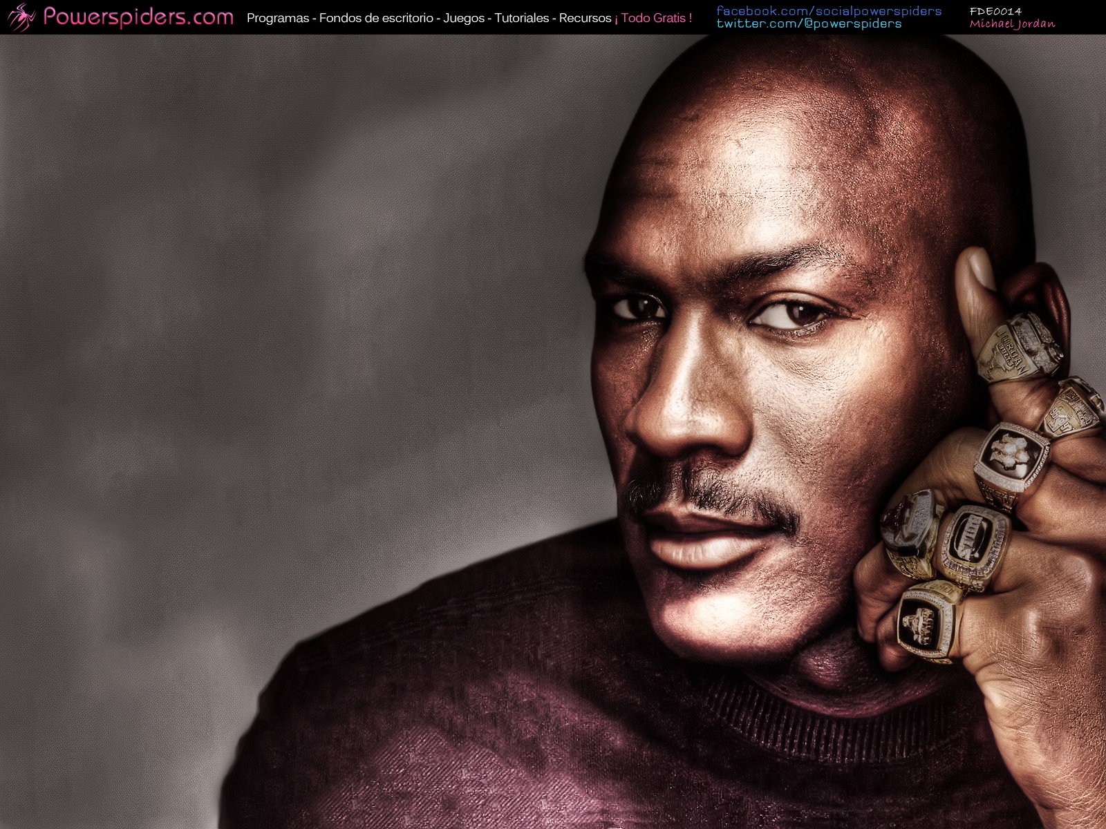 Michael Jordan by powerspiders