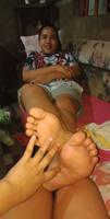 Tickling Elizabeth