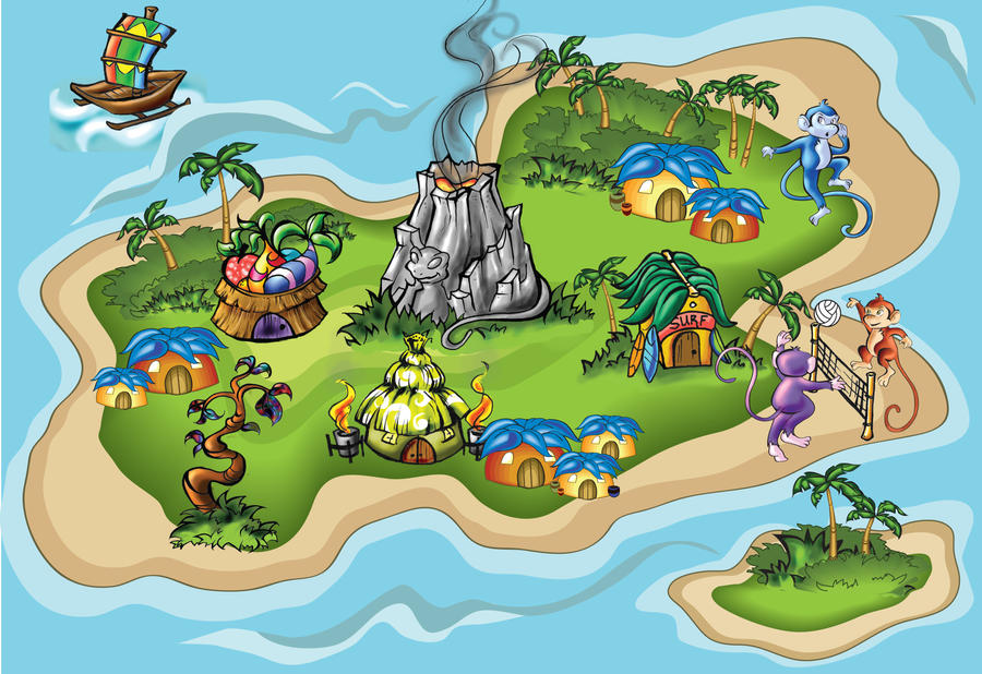 forum artist for neopet cute inspired maps locations deviantart