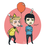 Spock the Party Pooper