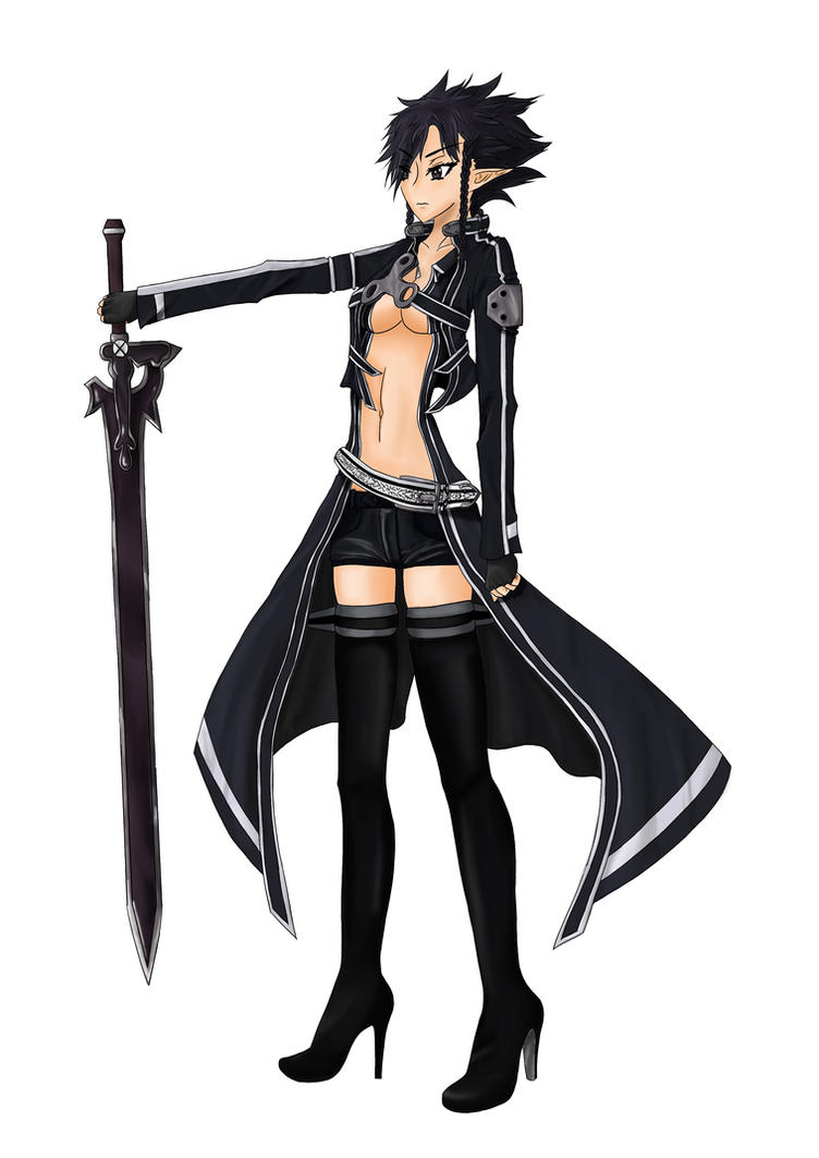 Sword art online sexy pics