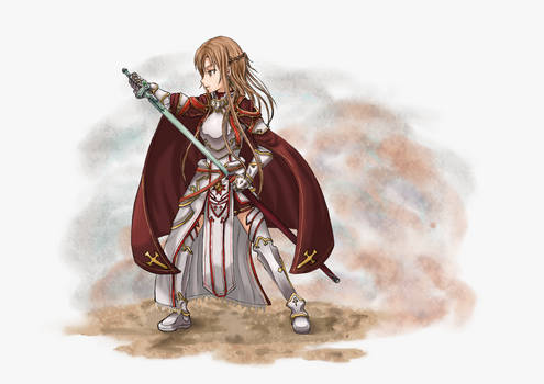 Knight Asuna Alicization