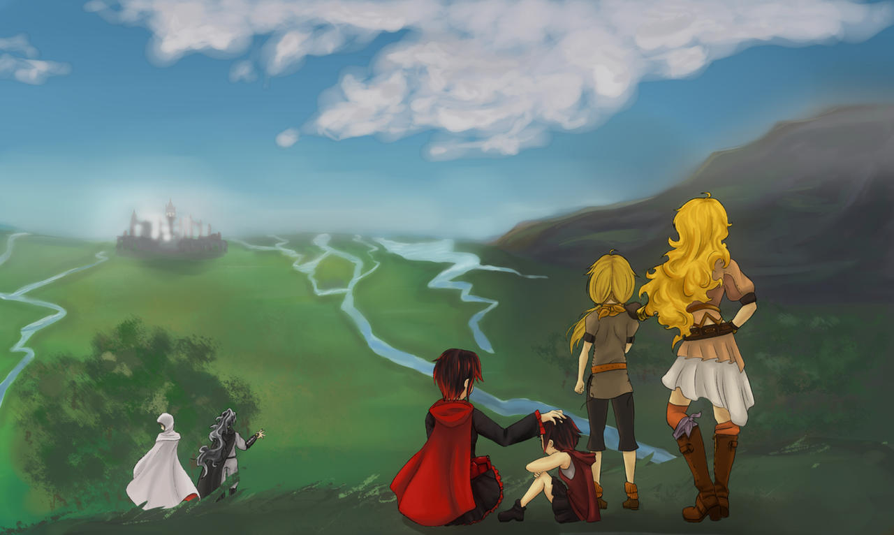 Rt Voice Actors Rwby Rvb Roles as well RWBY X Blazblue Ruby Rose Ragna The Bloodedge 514194329 together with RWBY Skullgirls Crossover 475589525 together with File Crossover additionally Ana Overwatch Girl Sniper Rifle A45. on halo rwby ruby