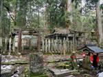 Mt Koya Tombs by felix330