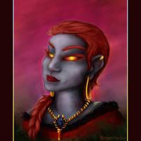 Valeinna the Dark Iron for Renascia