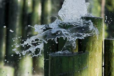 Water Umbrella-ella by KyleOlson86