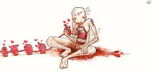 The-Heart-Break-Machine by Fealasy