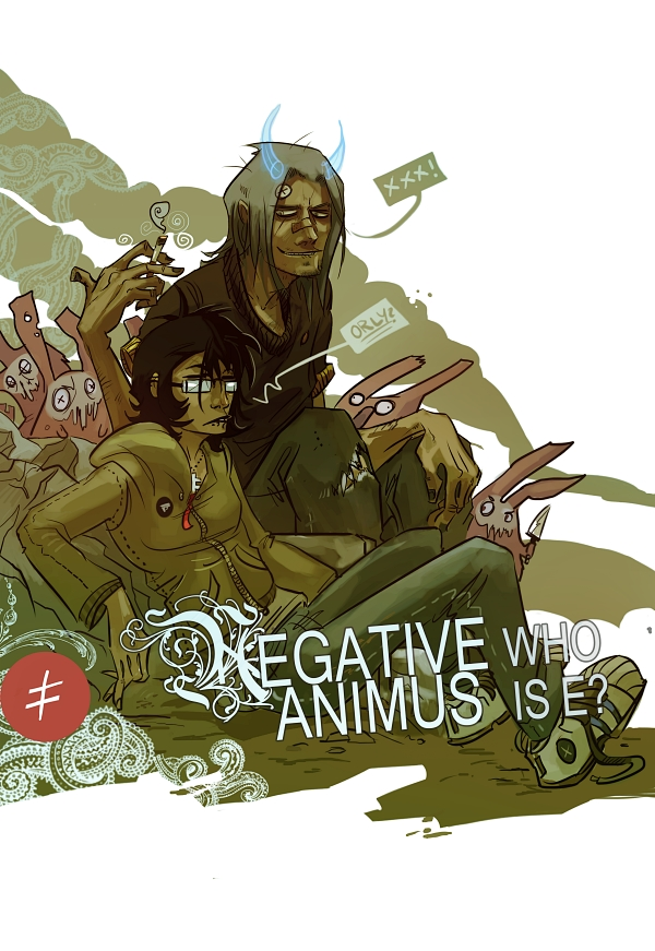 Negative Animus by Fealasy